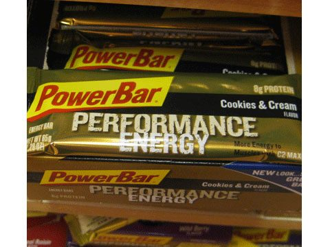 PowerBar Performance Energy Cookies & Cream