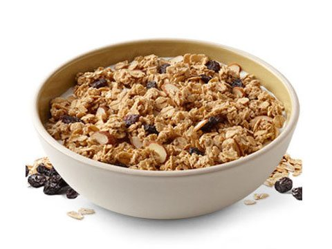 Quaker Natural Granola, Low-Fat