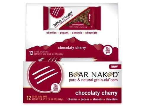 Bear Naked Chocolaty Cherry Grain-ola Bar