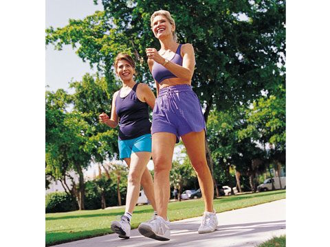 Key #2: Use exercise as an anti-aging vaccine.