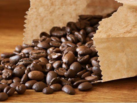 5. Gourmet coffee