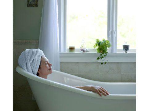 Take an early soak