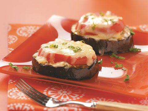 6. Grilled Italian Eggplant Slices
