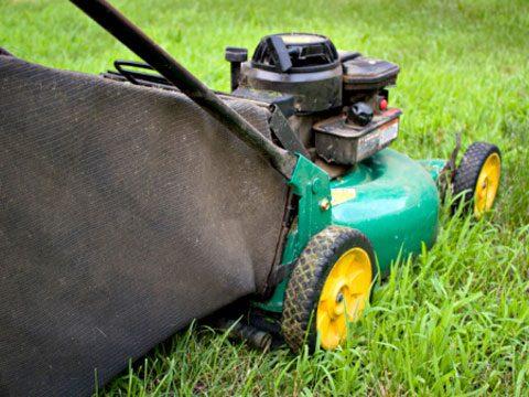 3. Lawn Mowers