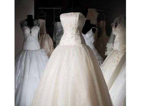 5. Wedding Dresses