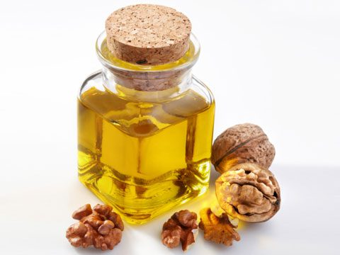 Invest in a bottle of walnut oil