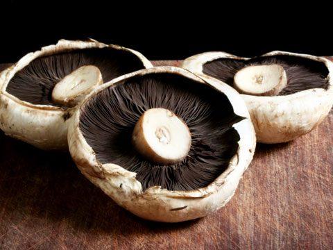 1. Mushrooms