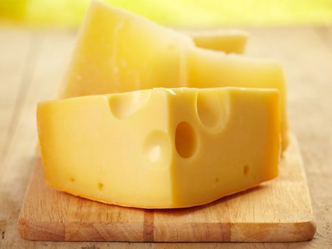 9. Cheese