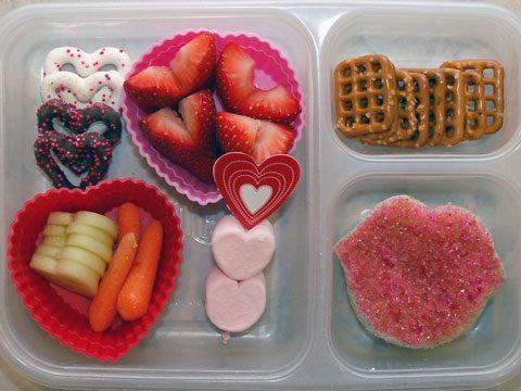 4 . Valentine's Day Lunch