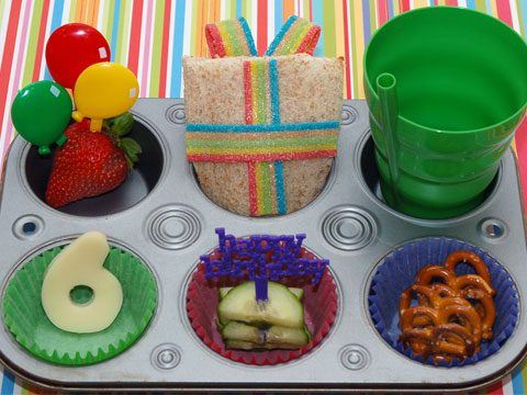 6. Happy Birthday Lunch