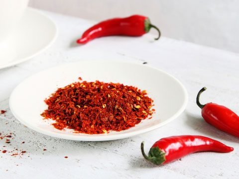 7. Spicy food gives you ulcers
