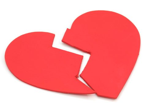 "3. A ""broken heart"" is a genuine medical condition."