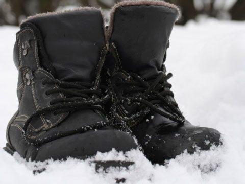 9. Winterproof boots and shoes