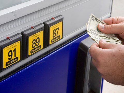 2. Premium gas