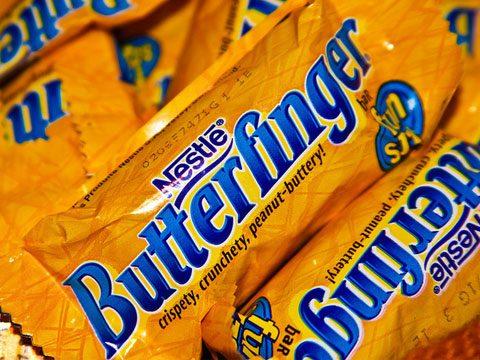 Butterfinger Minis