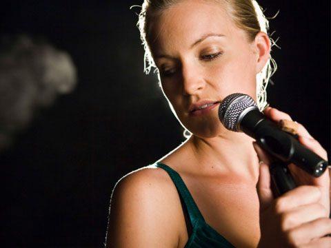 Book a budding musical talent.