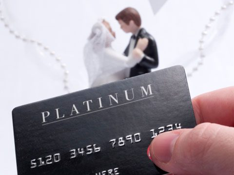 Even If You Have A Million Dollars In The Bank Experts Will Tell To Pay For Everything Related Your Wedding And Reception With Credit Card