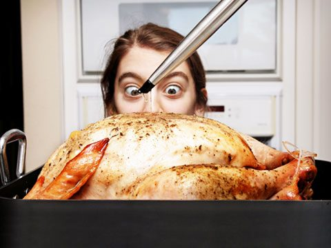 1. Baste a tastier turkey