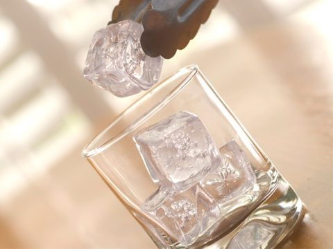 5. How to serve ice to guests