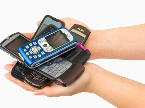 recycle hazardous cell phones