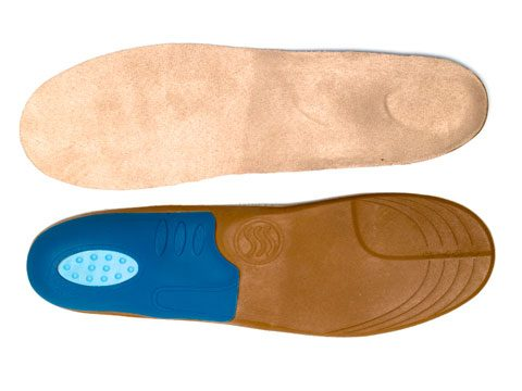 "11. Over-the-counter ""custom-fit"" orthotics are a bit of a gimmick."
