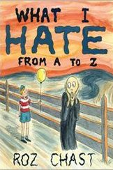 What I Hate from A to Z book cover