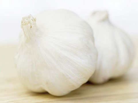 1. Add garlic to everything you eat.