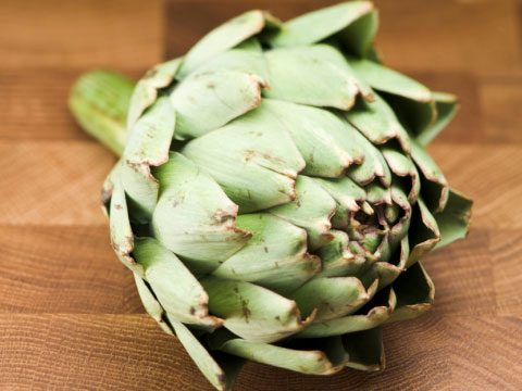 6. Learn to eat artichokes tonight.