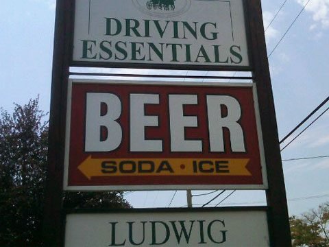 Have You Spotted A Funny Sign In Your Travels Send It To Us For Use In An Upcoming Slideshow