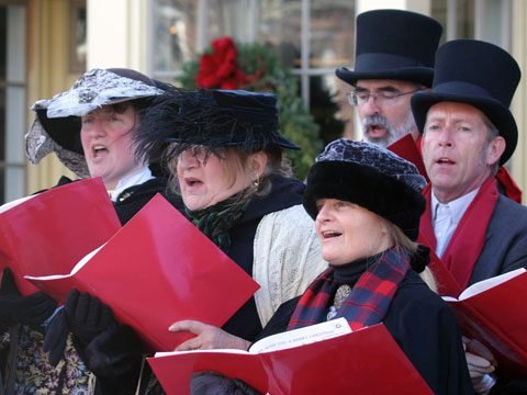 Nantucket, Massachusetts: 38th Annual Christmas Stroll Weekend