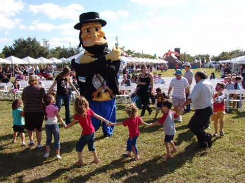 2011 Winter and Holiday Events, Fort Lauderdale, Hanukkah Festival