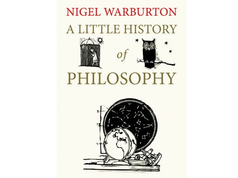 holiday gift guide, A Little History of Philosophy