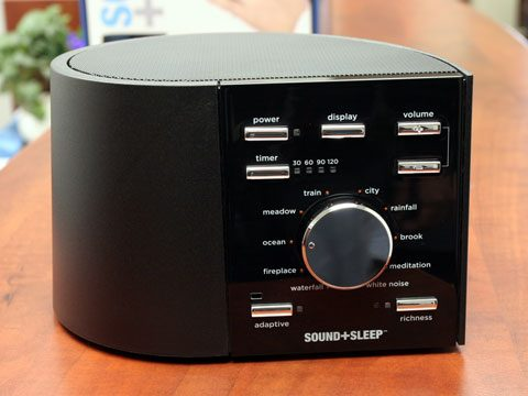 2011 gift guide sound and sleep machine