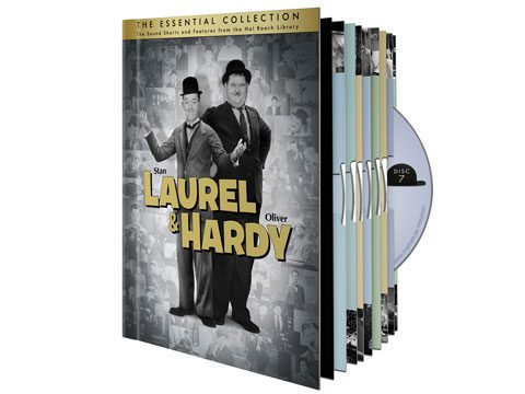 2011 gift guide Laurel and Hardy collection