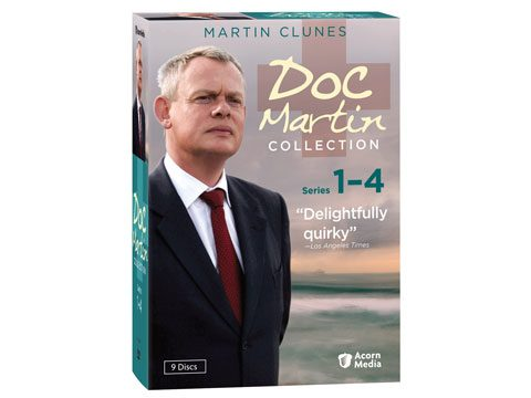 2011 gift guide Doc Martin collection