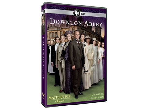 2011 gift guide Downtown Abbey