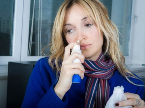 1. How long can I use a nasal spray for a stuffy nose?