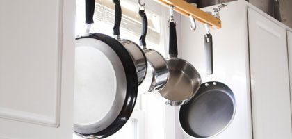 pots and pans, health affects