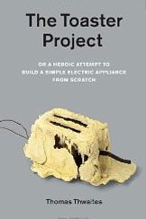 toaster project book cover