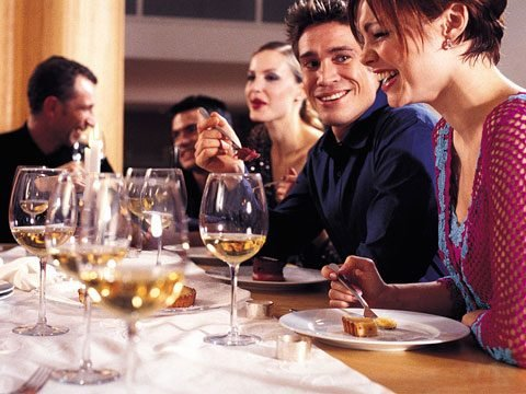 dinner party common sense