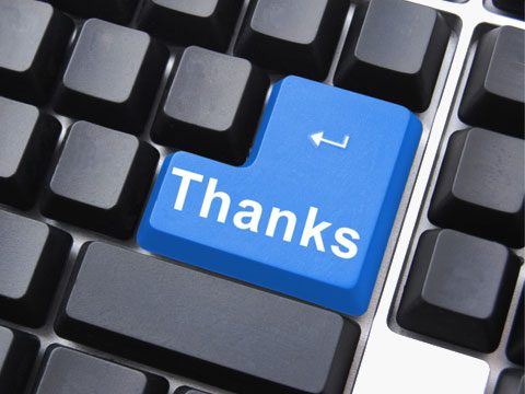 "10. If all you have to say in your e-mail reply is ""Thanks!"" refrain from sending it."