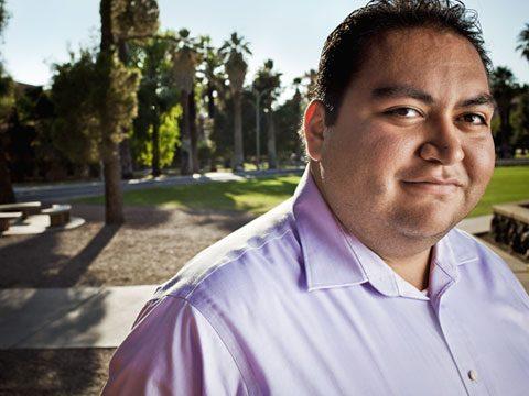 Daniel Hernandez: The Humble Hero