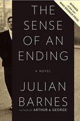 sense of an ending book cover