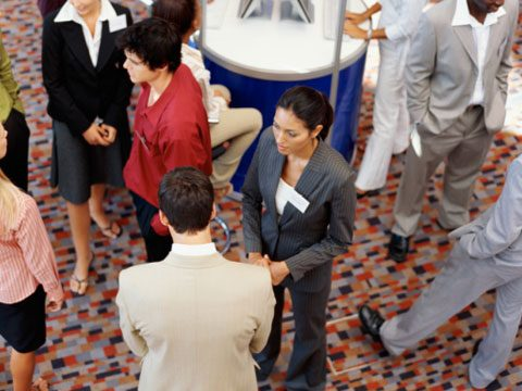 HR secrets networking