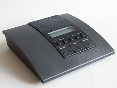 answering machine annoying technology