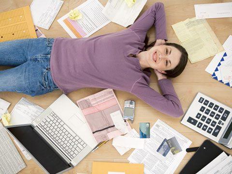 3. Get On Top of Finances