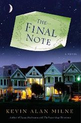 final note book cover