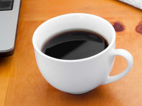 Control your coffee intake