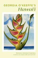 georgia o'keefe hawaii book cover