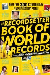 recordsetter book of world records